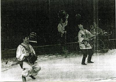 Bachstas, Dal, Stanislav