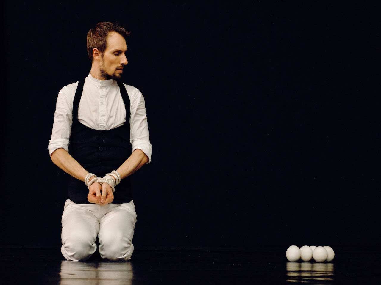 Stanislav Vysotskyi Juggling